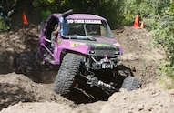 07 top truck challenge 2015 hill climb