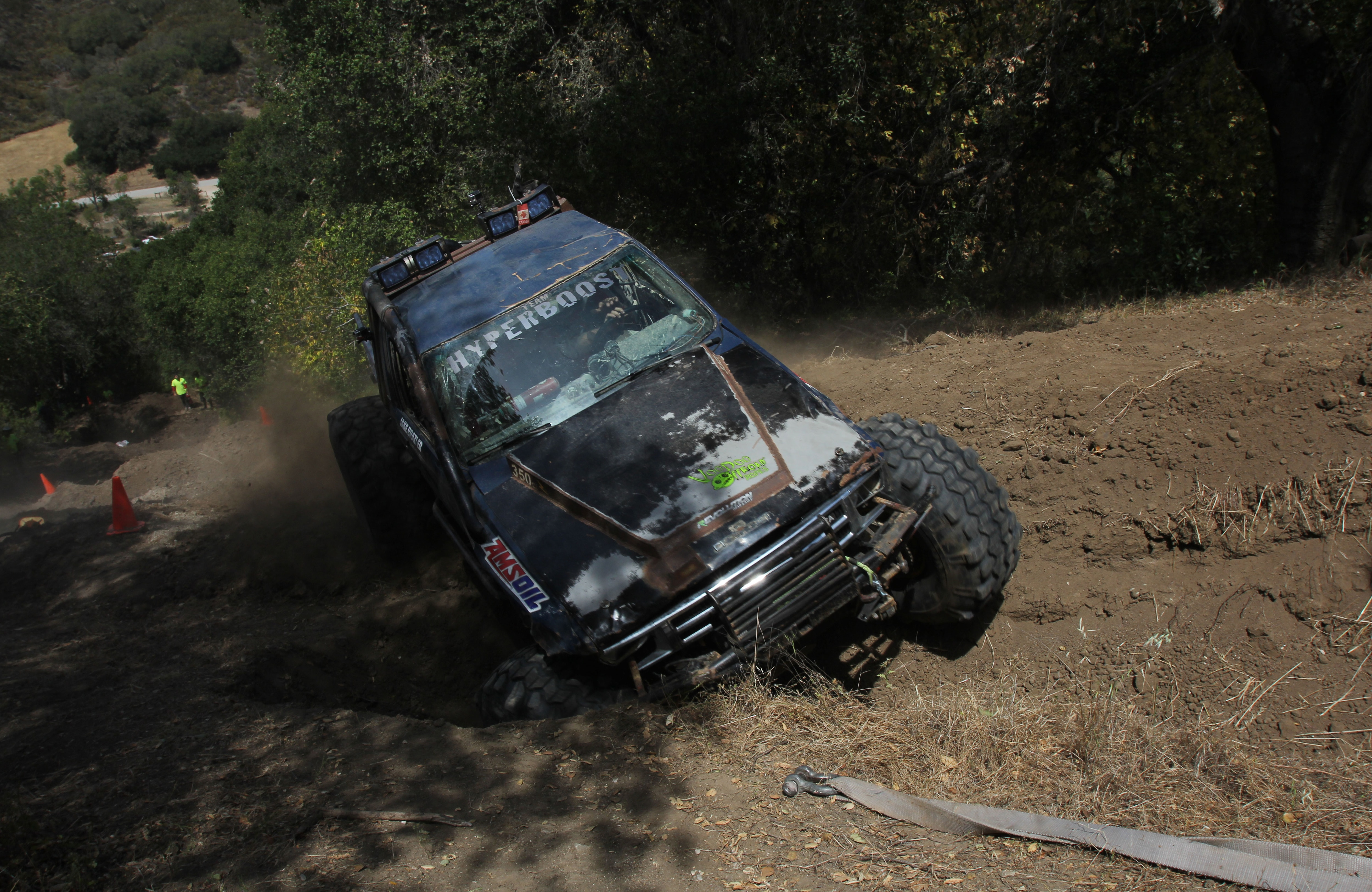 30 top truck challenge 2015 hill climb