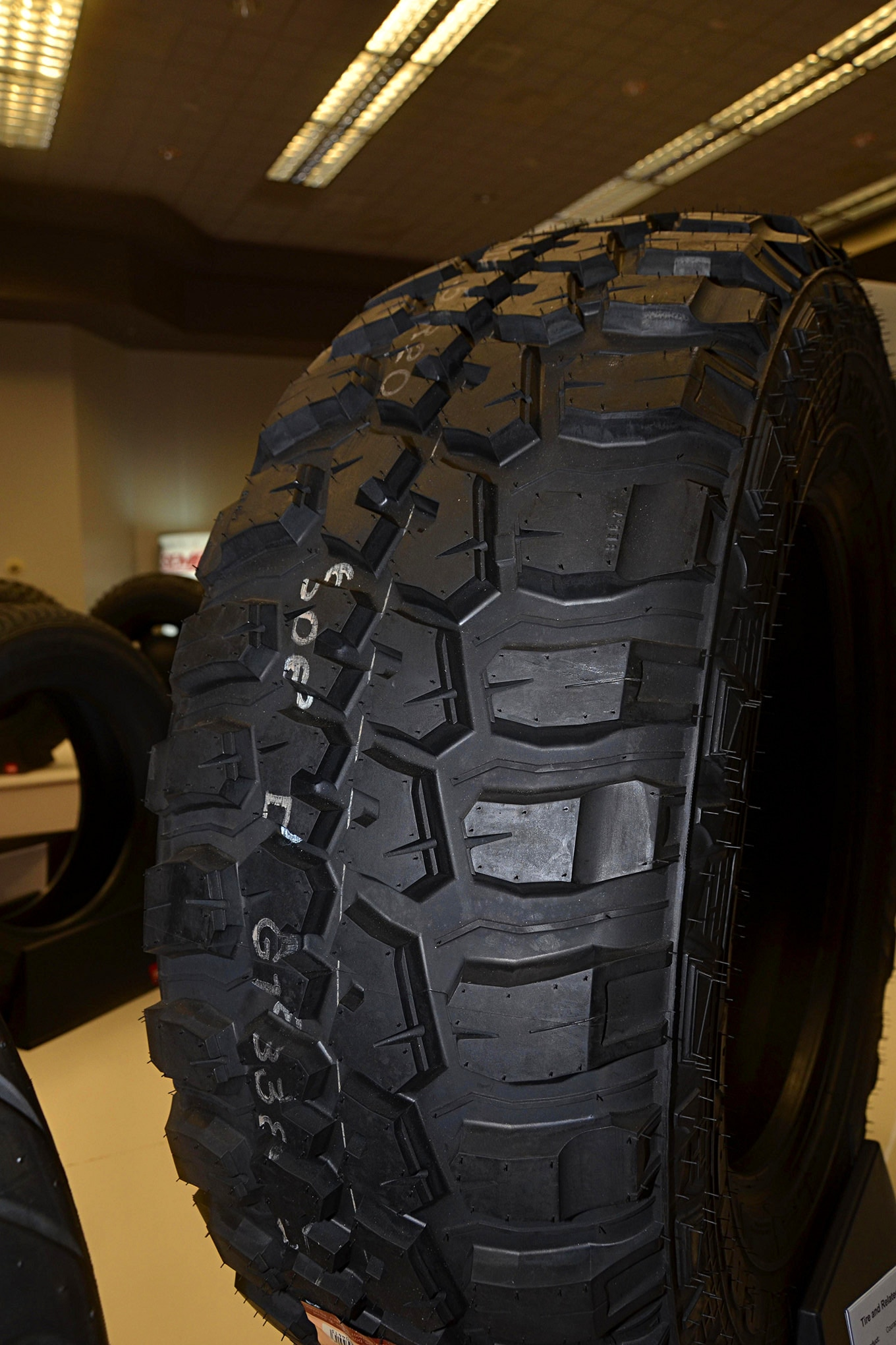 Sema 2016 New tires we saw at the show2