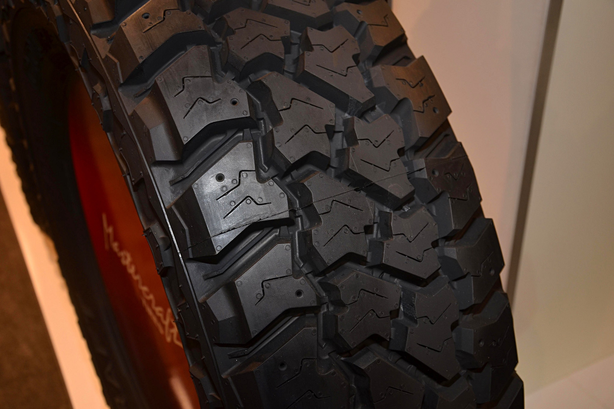 Sema 2016 New tires we saw at the show4