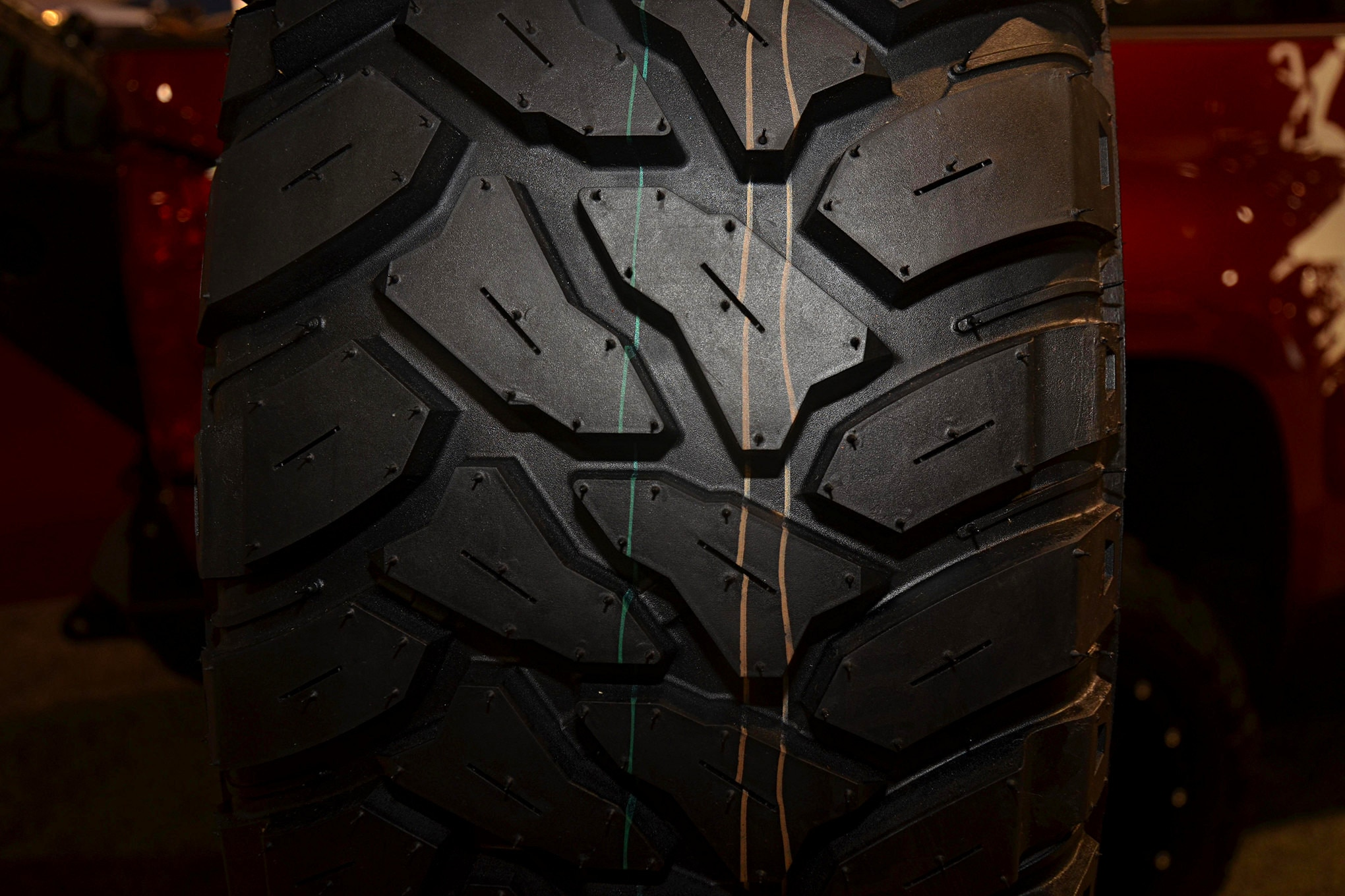 Sema 2016 New tires we saw at the show10