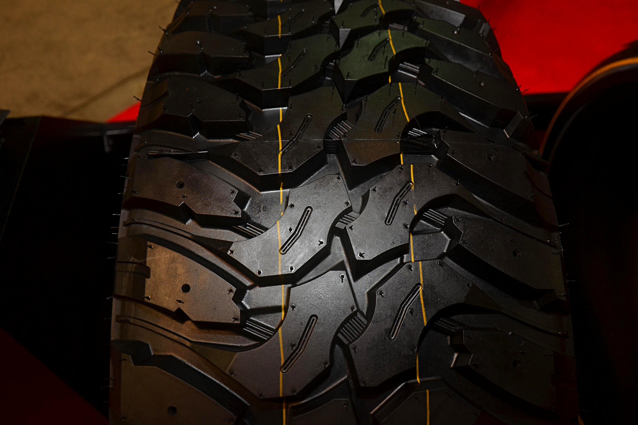 Sema 2016 New tires we saw at the show14