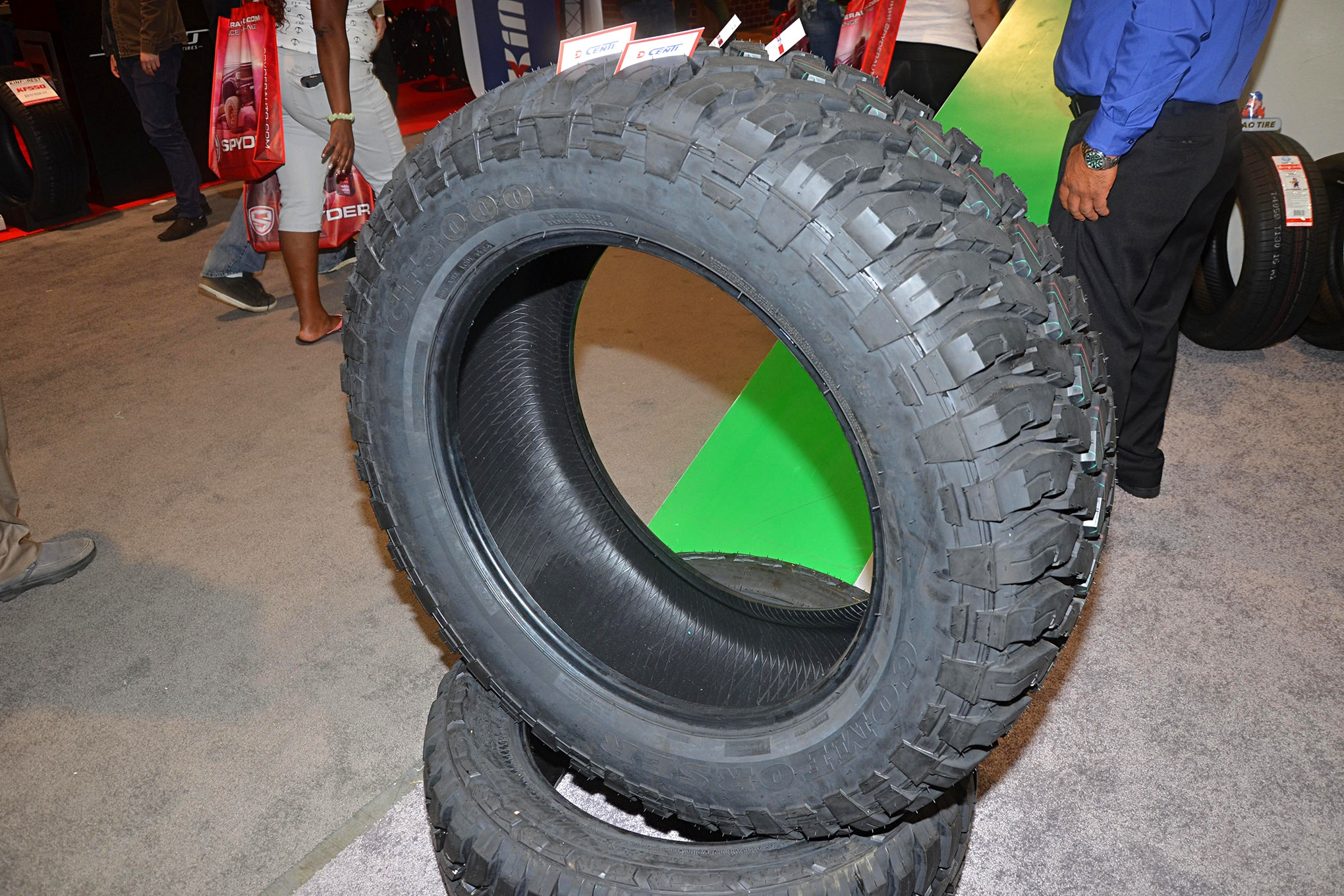 Sema 2016 New tires we saw at the show18