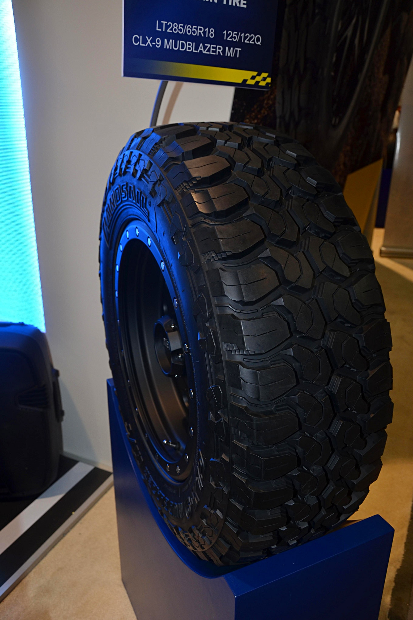 Sema 2016 New tires we saw at the show24