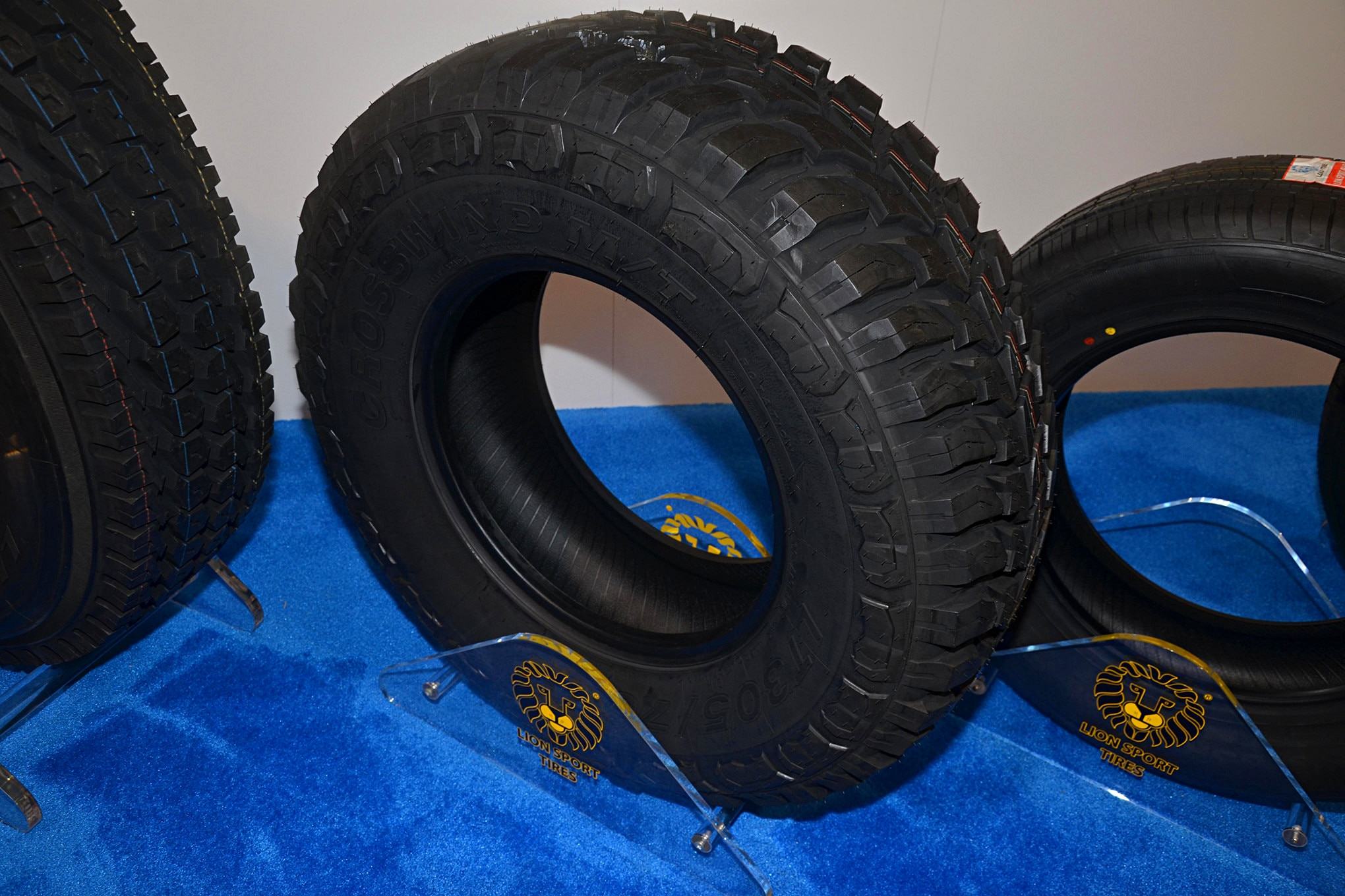 Sema 2016 New tires we saw at the show30
