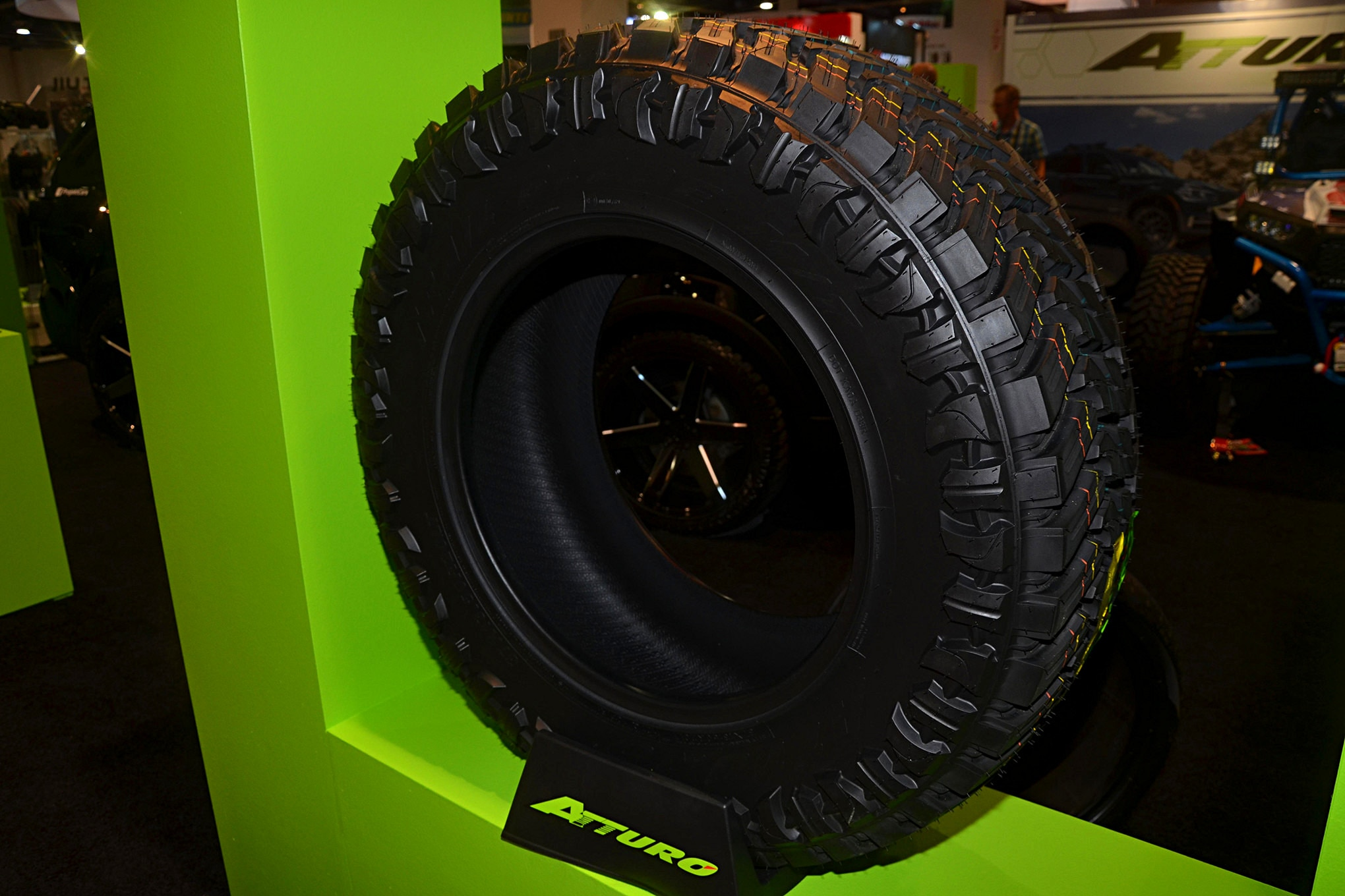 Sema 2016 New tires we saw at the show32