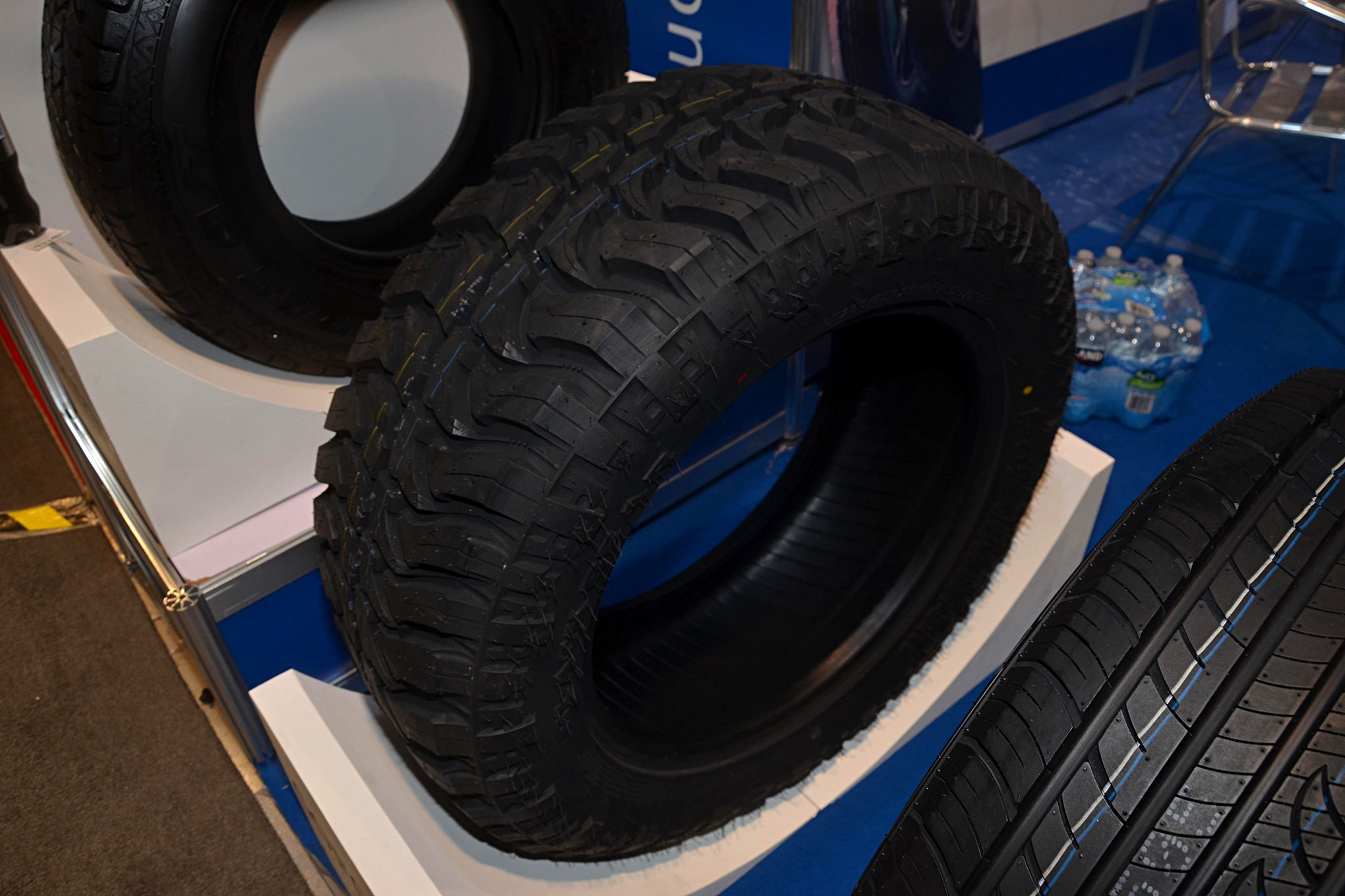 Sema 2016 New tires we saw at the show42