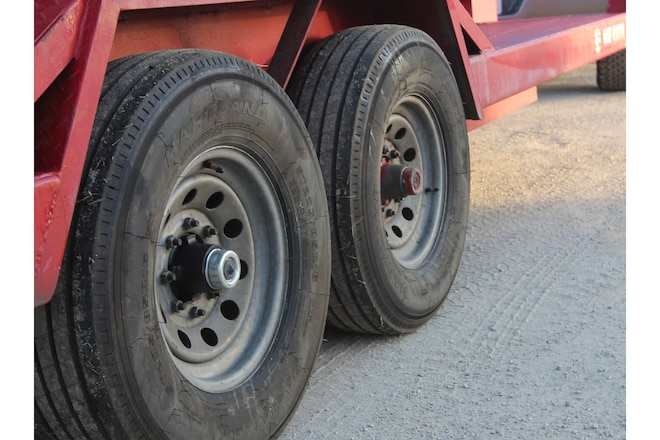 Hartland Trailer Tires Tested