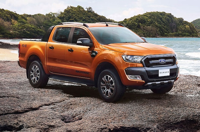 Ford Officially Confirms 2019 Ranger and 2020 Bronco at Detroit Auto Show