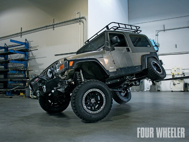 129 0901 09 z+1997 2005 jeep tj suspension+fully articulated suspension