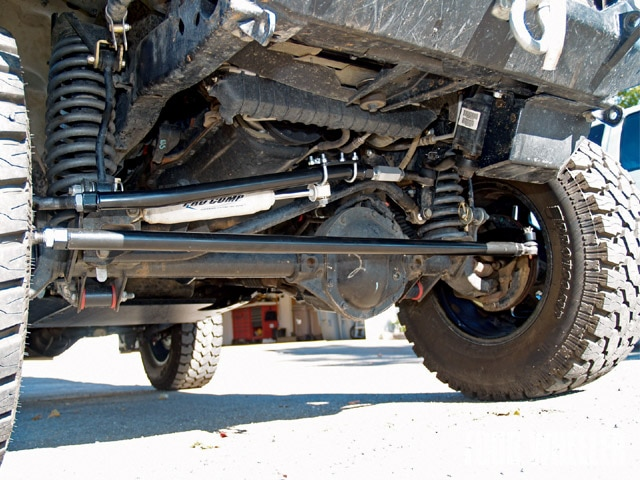 129 0901 13 z+1997 2005 jeep tj suspension+steering setup
