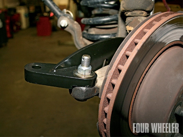 129 0901 15 z+1997 2005 jeep tj suspension+uturn setup