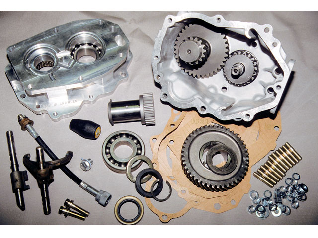 131 0810 08 z+toyota 4x4 history+dual transfer case conversion