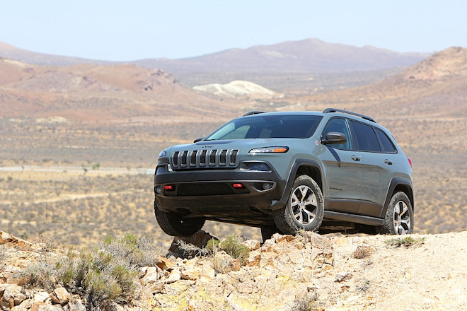 Jeep Cherokee Trailhawk review- 12,000 mile update