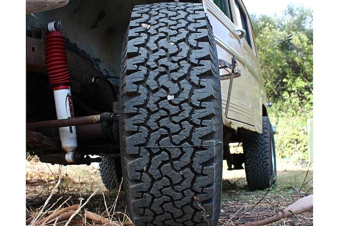 Warden All Terrain Tire Review