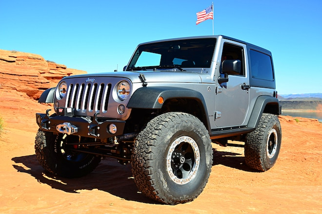2014 Jeep JK Wolf In Sheep's Clothing