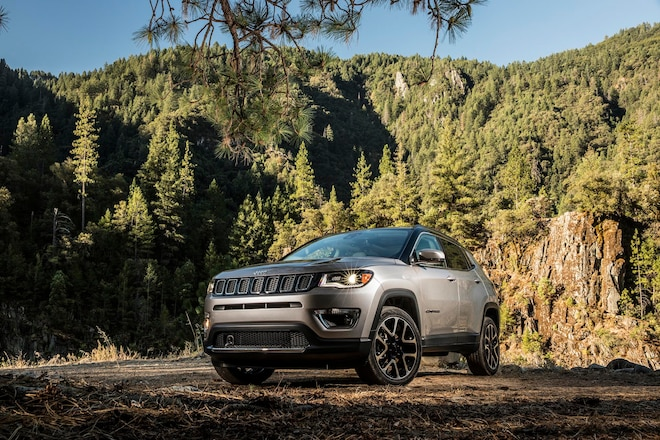2017 Jeep Compass Shows Big Improvement in Fuel Economy