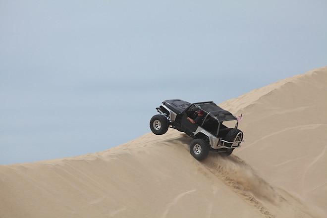 State Parks and County Deal Could End OHV Recreation at Pismo Oceano Dunes SVRA