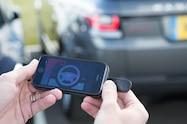 2016 Range Rover Sport Remote Control app