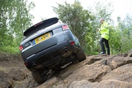 2016 Range Rover Sport Remote Control rear