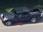 2019 Jeep Wrangler JL Pickup Spyshots 17