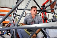 022 NORRA MEXICAN 1000 chassis bronco race prep interior
