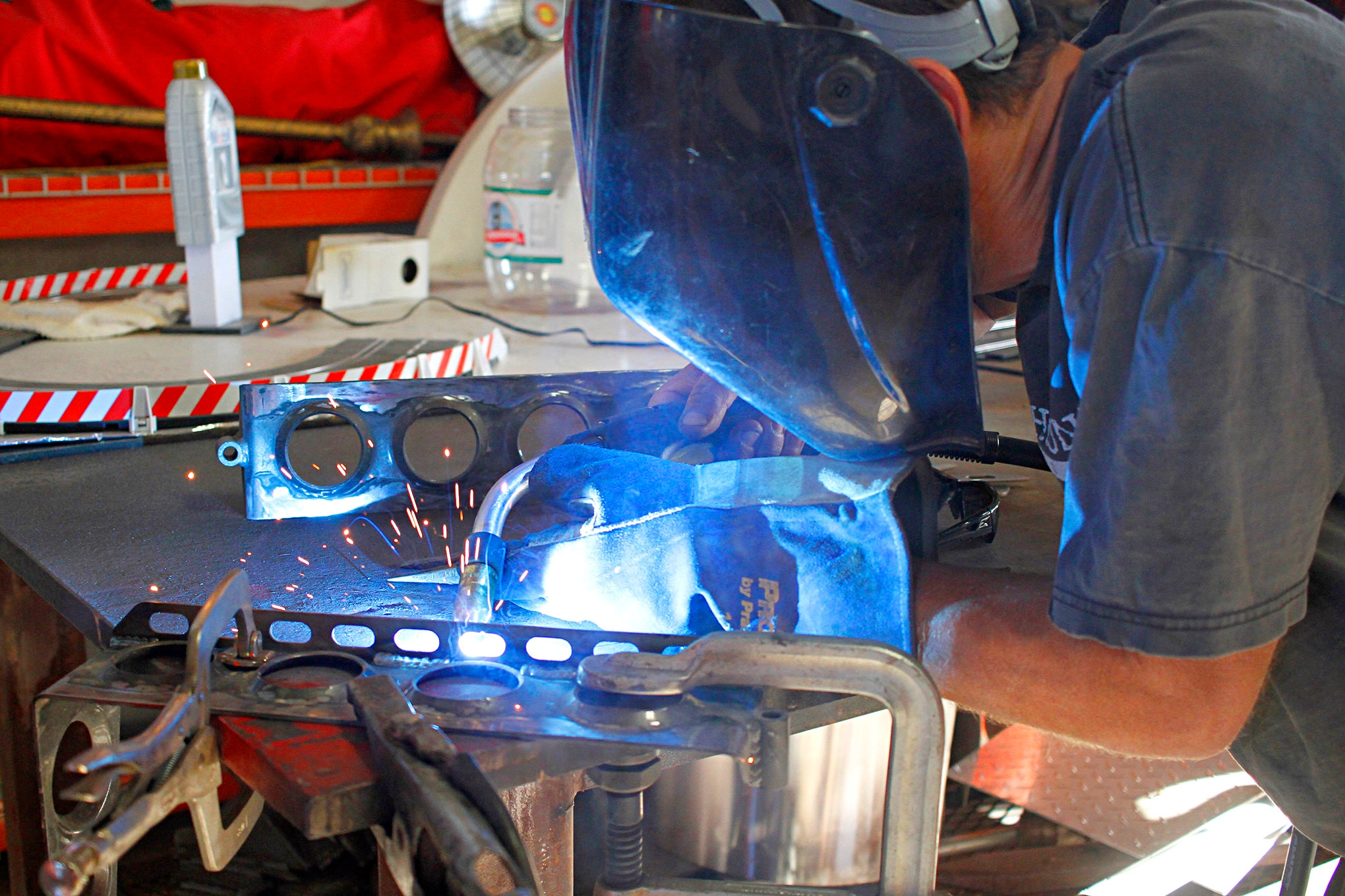 021 NORRA MEXICAN 1000 chassis bronco race prep fuel cell
