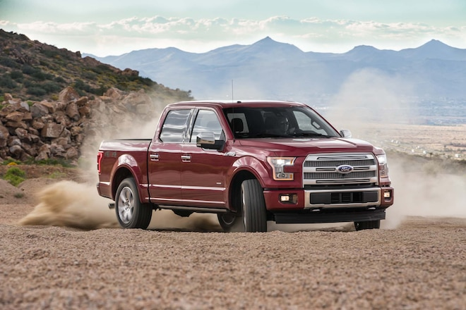 Ford to Build Hybrid F-150 and Transit Custom by 2020