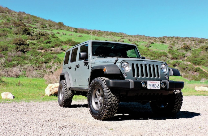 Adding a Steady Foot with New Suspension, Wheels, & Tires To Our 2014 Jeep Wrangler