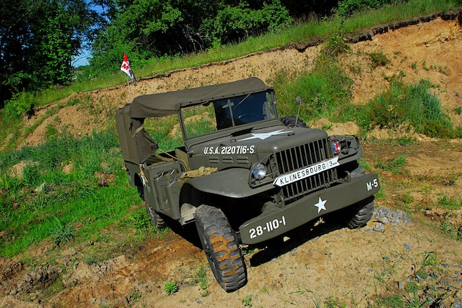 1943 Dodge WC-51 Weapons Carrier, Power & Glory: Backward Glances