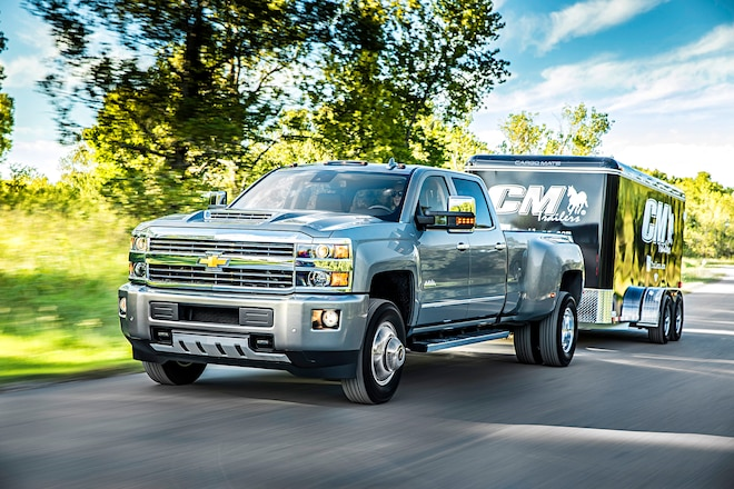 2017 Diesel Truck Lineup Detailed Look: Compact, 1/2-Ton, Or Heavy Duty