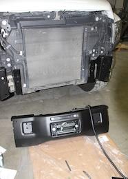 2010 ram truck aev bumper install