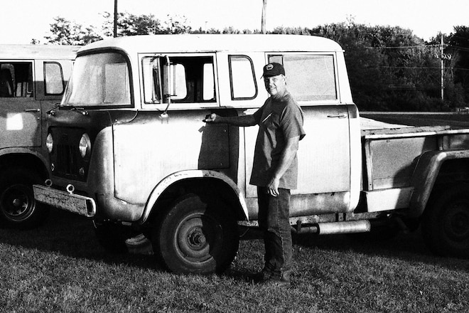 Dan Horenberger: The King of Jeep FC Collectors