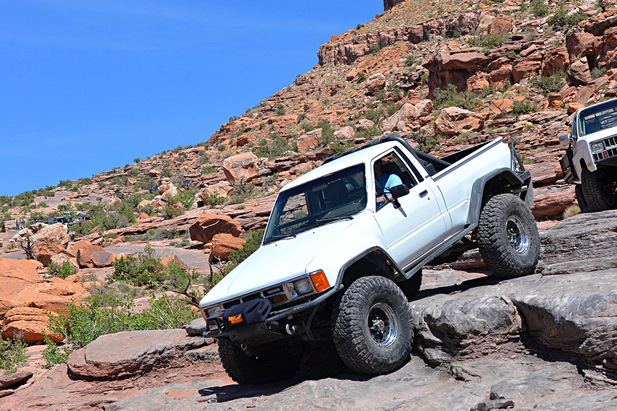 Techline: Answers to all your 4x4 tech questions