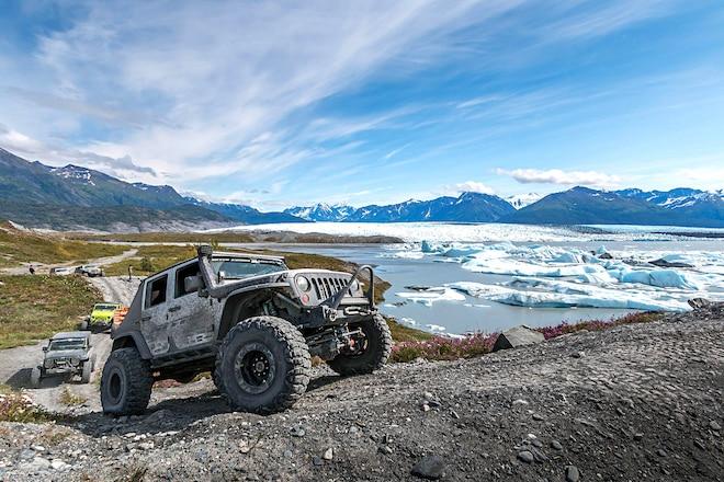 2016 Nitto JK Experience Alaska: Wheeling America's Last Frontier