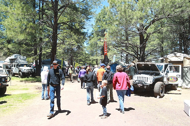 The 2016 Overland Expo West Show Is An Explorers Nirvana