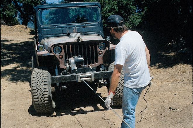 December 1998: The ABCs of Winch Respooling - Trails End