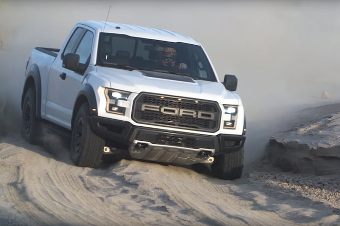Ford F-150 Raptor Forum Claims 450 hp, 510 lb-ft for 2017 Model