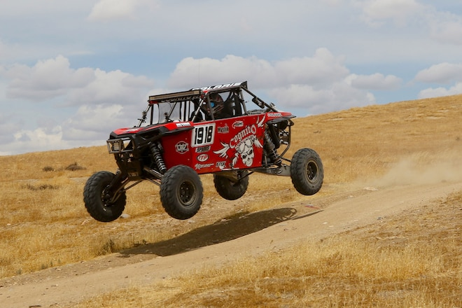 How Cognito Motorsports Builds Their HellraiserXP1k Polaris RZR