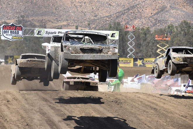 4 Wheel Parts Continues Sponsorship Of The Lucas Off Road Racing Series