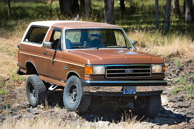 A worn-out full-size Bronco EFI 302 gets a new lease on life