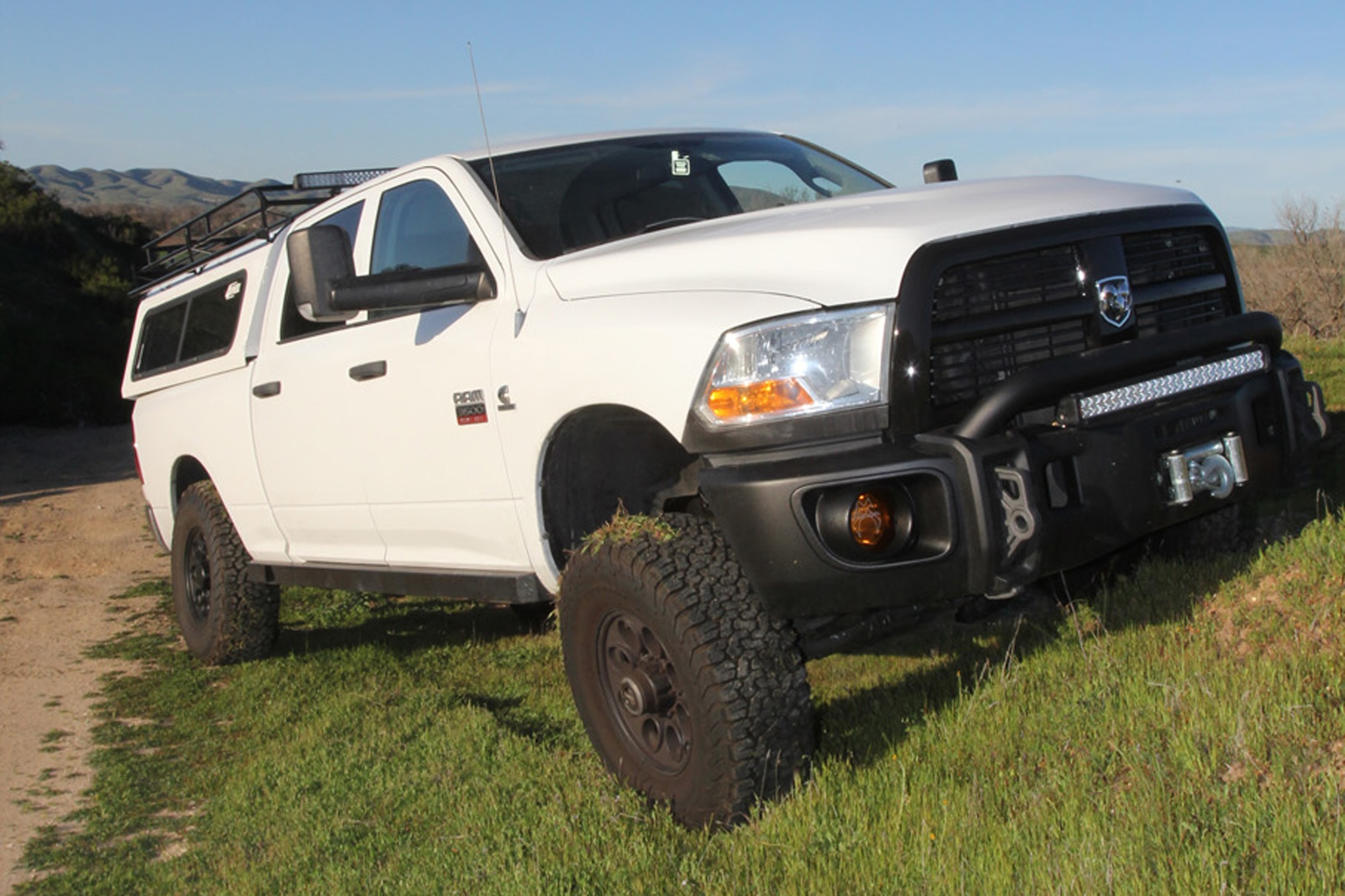 Synergy Steering for Heavy-Duty Ram Trucks
