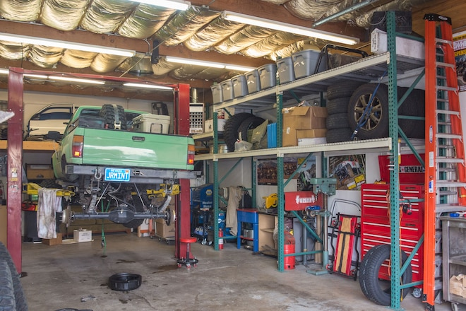 What to Do When Your Garage Is Too Small