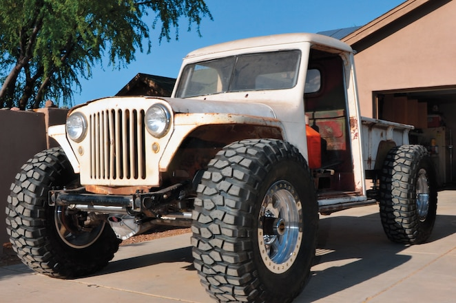 1949 2DW Willys Pickup - Wicked Willys: Part 7