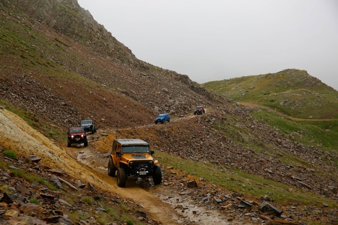 Rocky Mountain High: An Epic Week Of Colorado Wheeling At The 50th Anniversary Of All-4-Fun