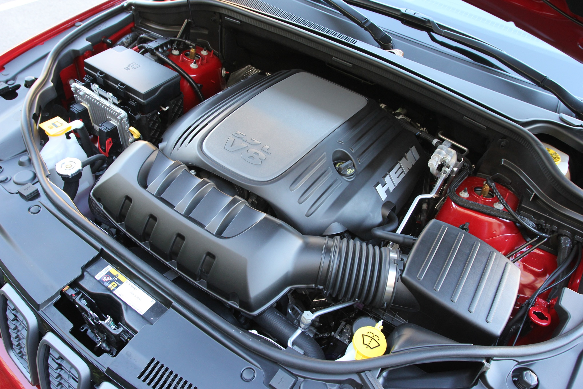 suv of the year trailhawk engine