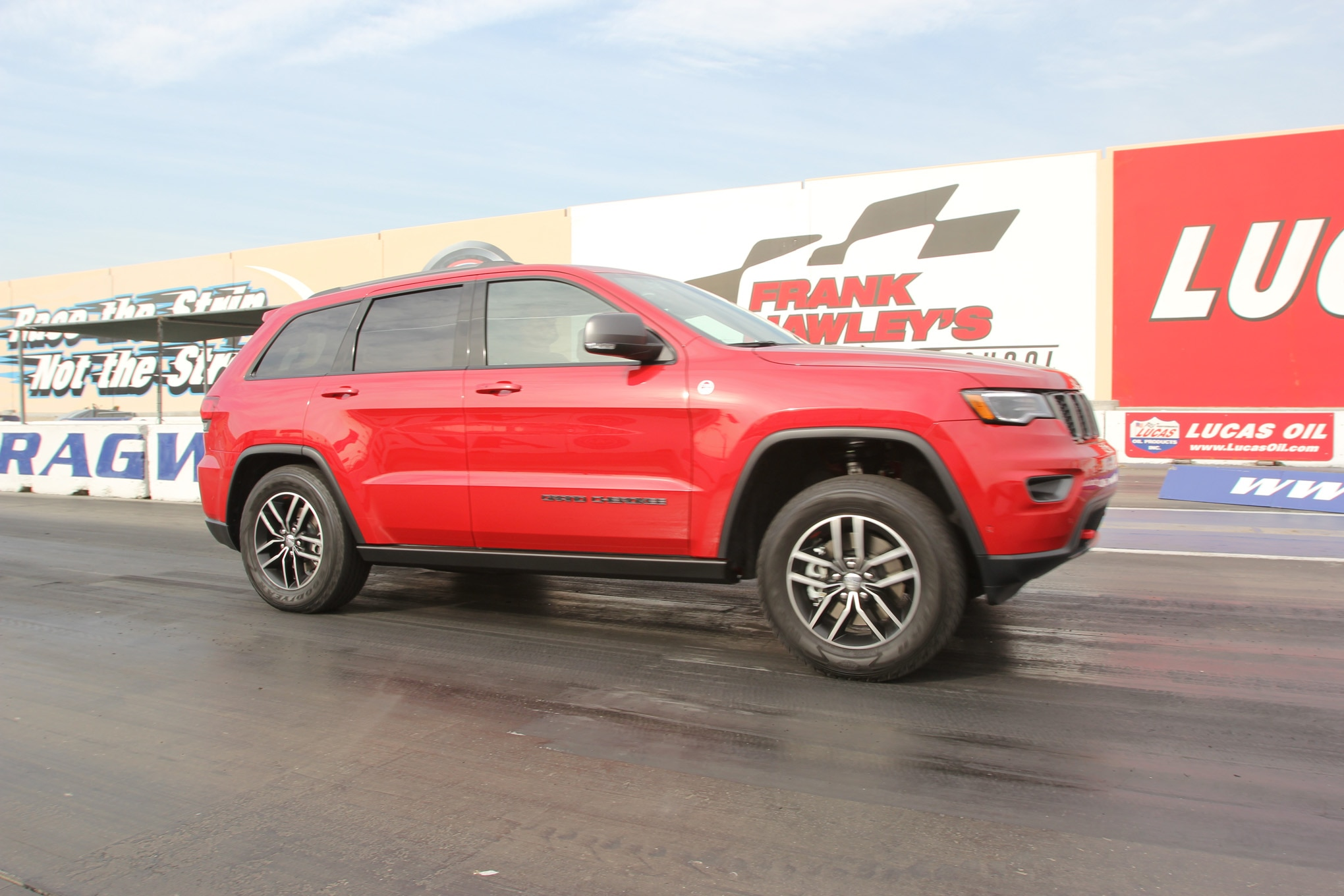 122 suv of the year