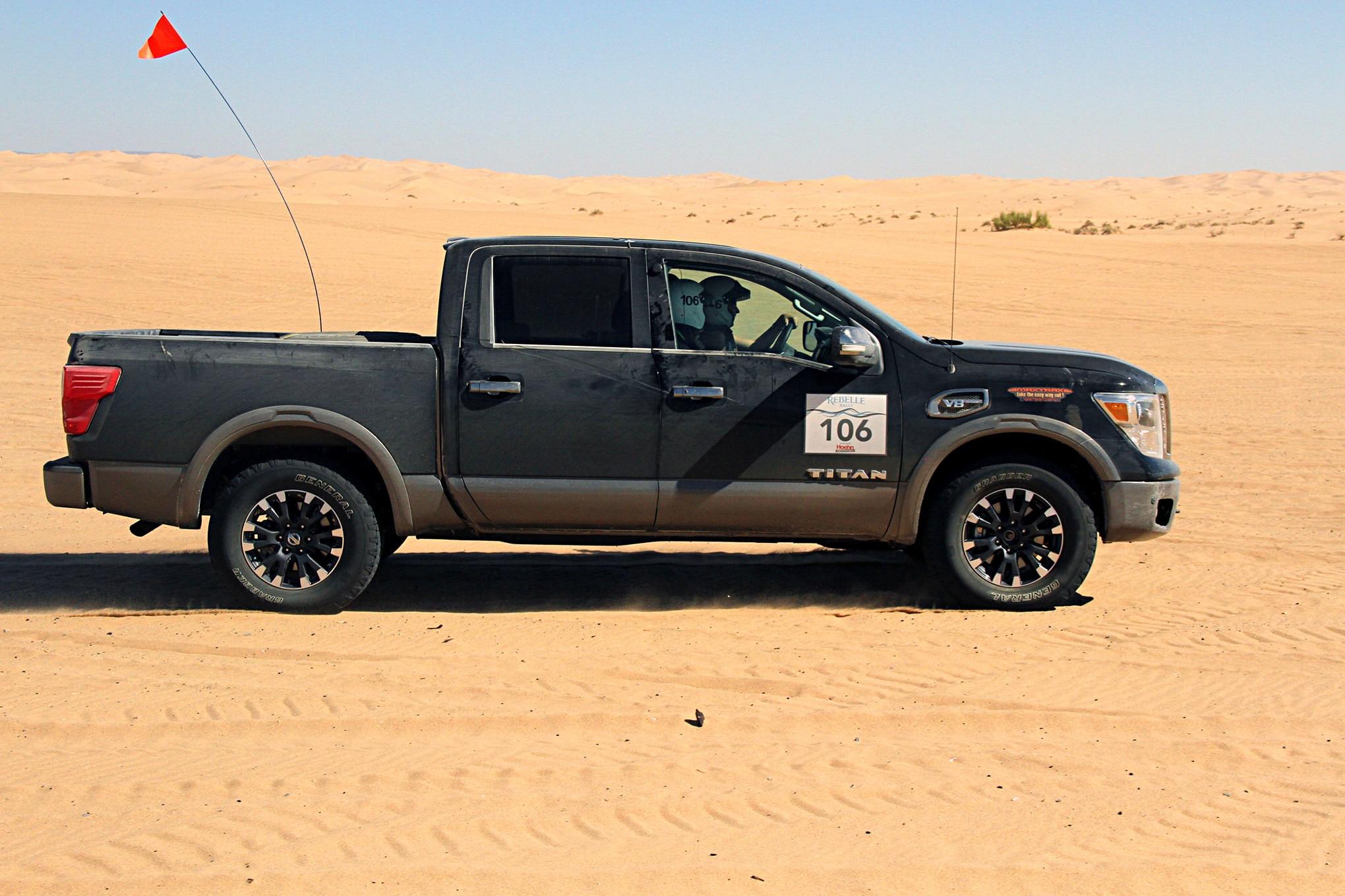 rebeller rally titan dunes