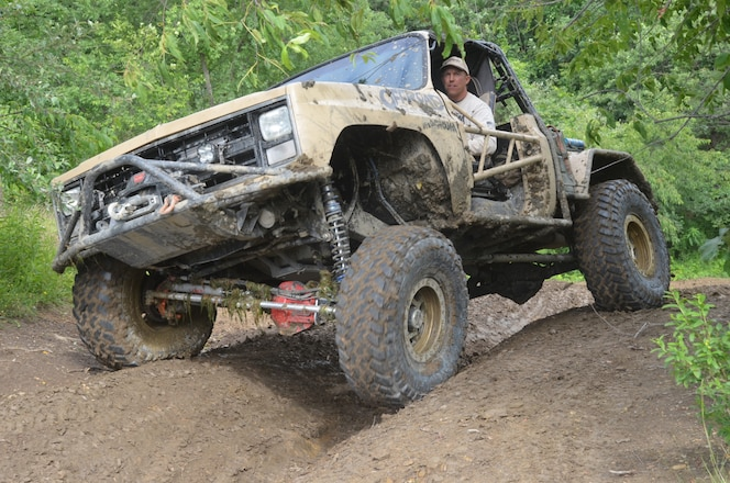 National TIre & Wheel Secret Video From Powerline Park on Ultimate Adventure 2015