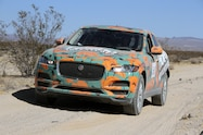 2016 rebelle rally jaguar f pace